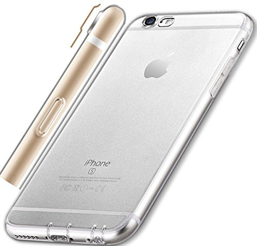 custodia trasparente per iphone 6